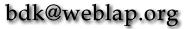 weblap-mail