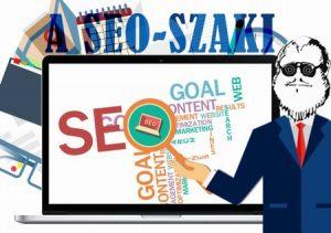honlap seo szakember - google szakértő