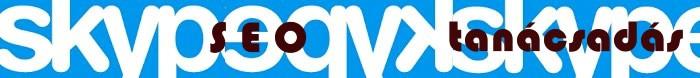 skype tanácsadás - keresőmarketing, keresőoptimalizálás