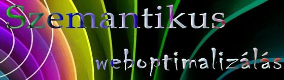 szemantikus web optimalizálás